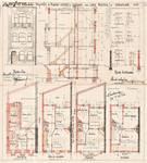 Avenue Léon Mahillon 131, Schaerbeek, élévations, coupe, plans, ACS/Urb. 168/131, 1932