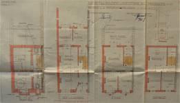 Rue de Moorslede 148, Bruxelles Laeken, plans, AVB/TP 38848, 1928