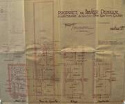 Rue Gustave Gilson 190, Bruxelles Laeken, plans, AVB/TP 40543, 1932