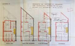 Rue Léopold Ier 166A, Bruxelles Laeken, plans, AVB/TP 52131, 1928