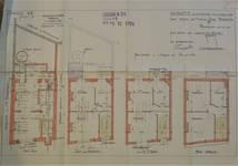 Rue Léopold Ier 244, Bruxelles Laeken, plans, AVB/TP 54049, 1924