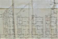 Rue Louis Wittouck 45, Bruxelles Laeken, plans, AVB/TP 49840, 1923