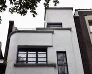 Avenue Coghen 68, Uccle, élévation deuxième et troisième étages (ARCHistory/APEB, photos 2020)