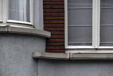Rue Ernest Gossart 34, Uccle, détail façade (© ARCHistory/APEB, photo 2020)