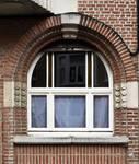 Rue des Glaïeuls 29, Uccle, fenêtre rez-de-chaussée (© ARCHistory/APEB, photo 2020)
