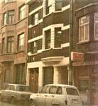 Rue Portaels 42-44, Schaerbeek, élévation principale, ACS/Urb. 216/42, 1977