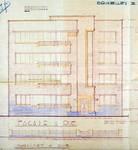 Avenue des Croix du Feu 309, Bruxelles Laeken, élévation principale, AVB/TP 48537, 1937