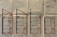 Rue Edmond Tollenaere 98, Bruxelles Laeken, plans, AVB/TP 53769, 1923