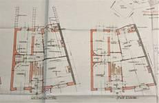 Rue Émile Delva 43, Bruxelles Laeken, plans des étages, AVB/TP 38772, 1928