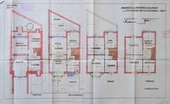 Rue Stuyvenbergh 38, Bruxelles Laeken, plans, AVB/TP 40366, 1929