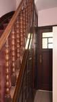 Avenue Mozart 25, Forest, cage d'escalier rez-de-chaussée (© ARCHistory/APEB, photo 2020)