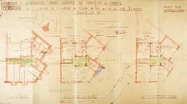Avenue des Croix du Feu 309, Bruxelles Laeken, plans, AVB/TP 48537, 1937