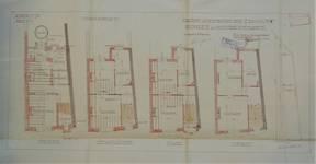 Rue Émile Delva 45, Bruxelles Laeken, plans, AVB/TP 53160, 1927