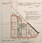 Rue Laneau 2, Bruxelles Laeken, plan des sous-sols, AVB/TP 38029, 1929