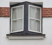 Rue Remy Soetens 6, Jette, façade, détail (© ARCHistory/APEB, photo 2020)