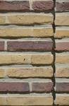 Avenue de l'Émeraude 2A, Schaerbeek, appareillage des briques (© ARCHistory/APEB, photo 2020)
