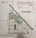 Rue Laneau 2, Bruxelles Laeken, plan du rez-de-chaussée, AVB/TP 38029, 1929