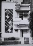 Rue de la Seconde Reine 5, Uccle, photo vers 1990 (© CIVA)