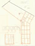 Rue Portaels 42-44, Schaerbeek, plans et façade du garage, ACS/Urb. 216/42, 1926