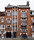 Rue Émile Delva 43, Bruxelles Laeken, élévation principale (photo ARCHistory/APEB © urban.brussels, photo 2018)